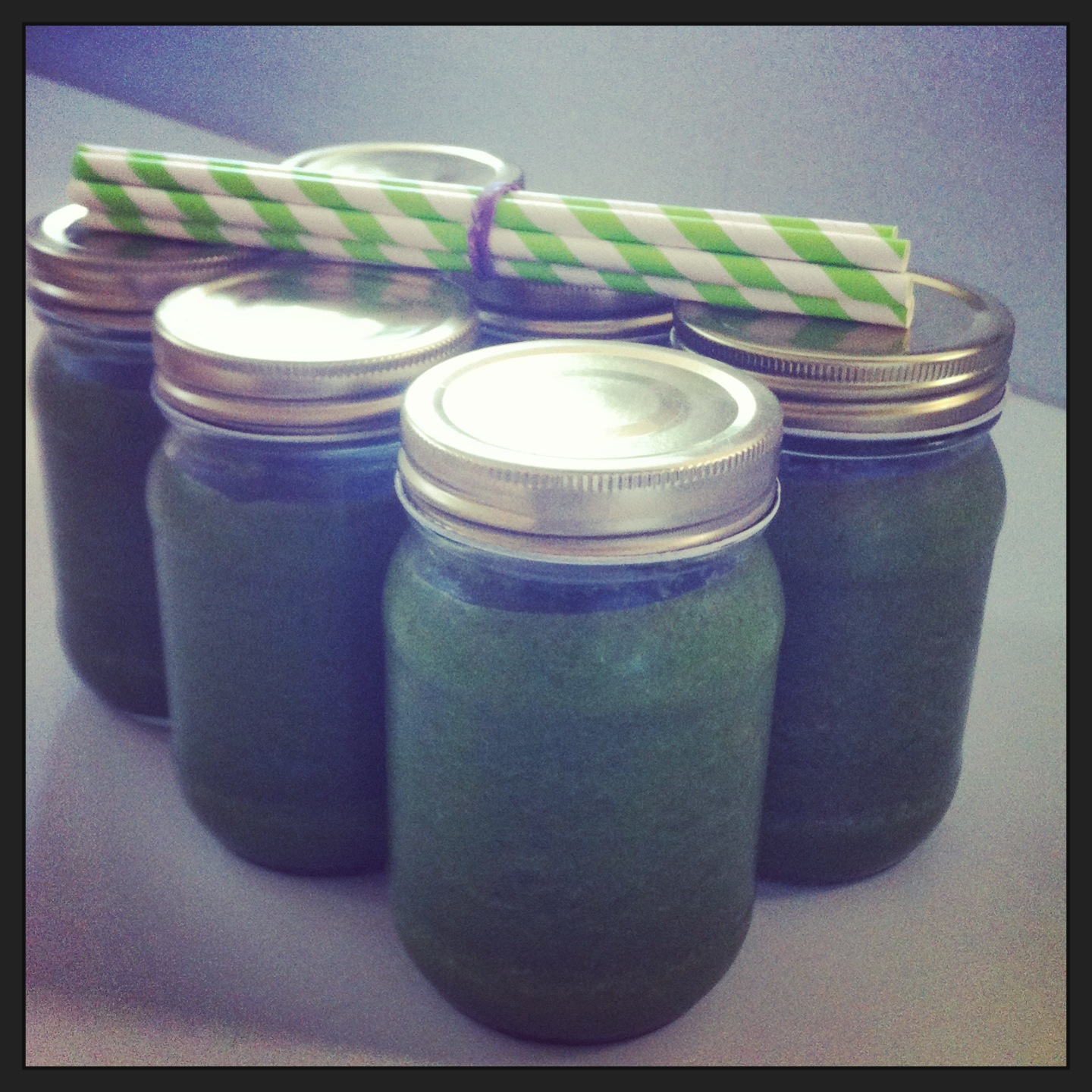 Sept 2013 BTS Green Smoothies