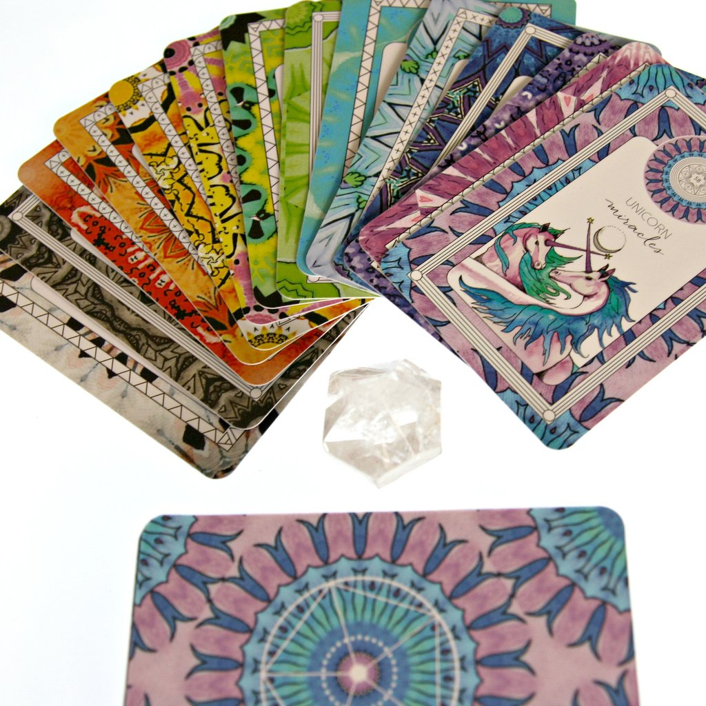 Our Favourite Card Decks for Girls' Workshops | Shine from