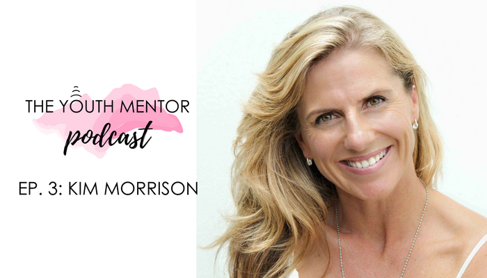 PODCAST: Episode 3 – Be a role model not a supermodel, with Kim Morrison