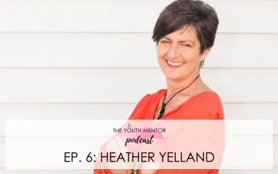 PODCAST: Episode 6 – What makes a well-adjusted, happy child with Heather Yelland