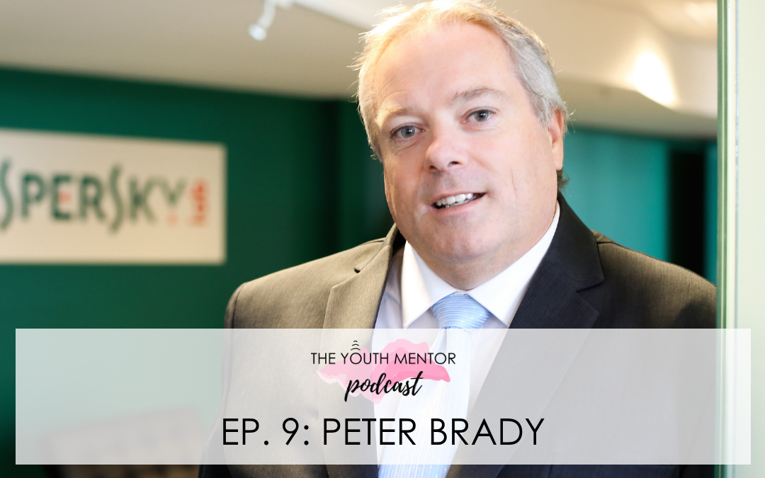 PODCAST: Episode 9 – Keeping kids safe with Peter Brady of Kaspersky Lab