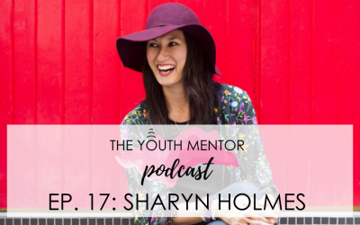 Episode 17: How to be a Gutsy Mum and Raise Yourself Up to be the Example with Sharyn Holmes