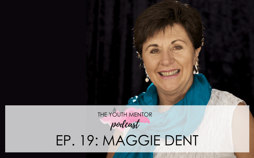 Episode 19: Helping Teens Find Their Spark with Maggie Dent