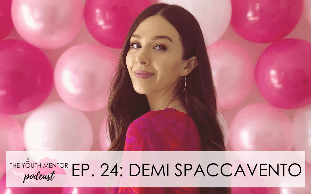 YMP024 – Taking the Fear Out of Having a Period with Demi Spaccavento