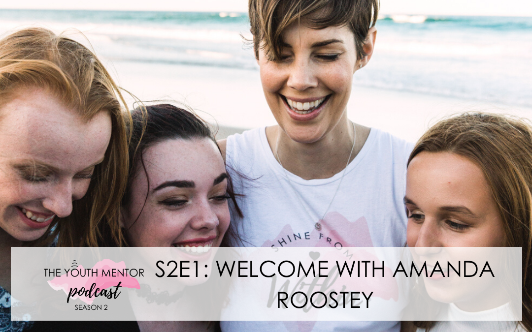 PODCAST: Welcome to Season 2 with Amanda Rootsey