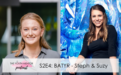 PODCAST: Giving a Voice to the Elephant in the Room with Steph and Suzy from Batyr