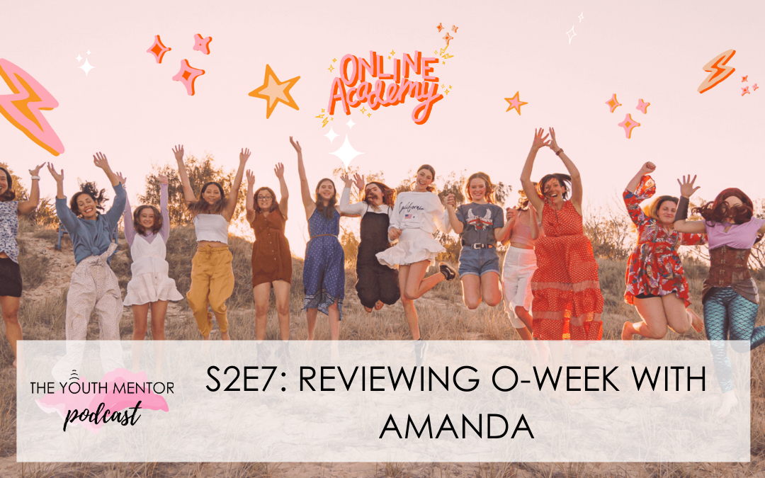 PODCAST: Reviewing O-Week with Amanda Rootsey